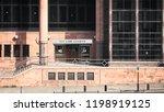 newcastle upon tyne  england ... | Shutterstock . vector #1198919125