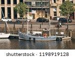 newcastle upon tyne  england ... | Shutterstock . vector #1198919128