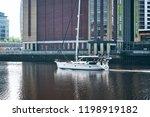 newcastle upon tyne  england ... | Shutterstock . vector #1198919182