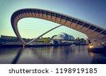 newcastle upon tyne  england ... | Shutterstock . vector #1198919185