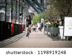 newcastle upon tyne  england ... | Shutterstock . vector #1198919248
