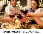 holidays and celebration... | Shutterstock . vector #1198924462