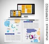 template vector design ready...   Shutterstock .eps vector #1198935022