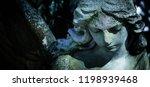 Death. Angel. Ancient Sculptur...