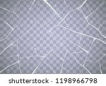 the surface texture is cracked... | Shutterstock .eps vector #1198966798