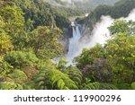 san rafael falls  the largest...   Shutterstock . vector #119900296