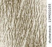 bark of tree | Shutterstock .eps vector #1199031055