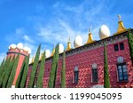 figueres  spain  march 18 ... | Shutterstock . vector #1199045095