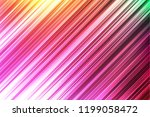 abstract pink and yellow... | Shutterstock .eps vector #1199058472