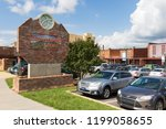 johnson city  tn  usa 9 30 18 ... | Shutterstock . vector #1199058655
