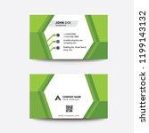 clean flat design plain green... | Shutterstock .eps vector #1199143132
