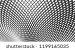 wavy flowing lines abstract... | Shutterstock .eps vector #1199165035