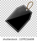 simple shinning rectangle blank ...   Shutterstock .eps vector #1199216608