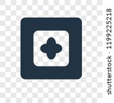 focus vector icon isolated on...   Shutterstock .eps vector #1199225218