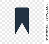 bookmark vector icon isolated...