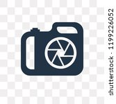 aperture vector icon isolated... | Shutterstock .eps vector #1199226052