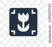 macro vector icon isolated on... | Shutterstock .eps vector #1199227762