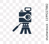 photograph vector icon isolated ... | Shutterstock .eps vector #1199227882