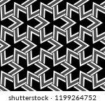 seamless modern vector... | Shutterstock .eps vector #1199264752