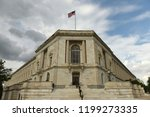 russell senate office building... | Shutterstock . vector #1199273335