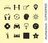 light icon. light vector icons... | Shutterstock .eps vector #1199339905
