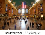 Grand Central Station New York...