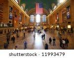 Grand Central Station New York...