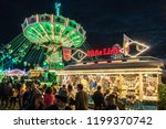 munich  germany   october 7 ...   Shutterstock . vector #1199370742