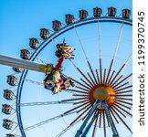 munich  germany   october 4 ...   Shutterstock . vector #1199370745