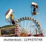 munich  germany   october 4 ...   Shutterstock . vector #1199370748