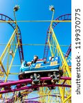 munich  germany   october 4 ...   Shutterstock . vector #1199370775