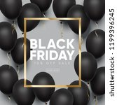 """""""black friday"""" sale banner with ... 