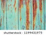 old metal iron rust texture.... | Shutterstock . vector #1199431975