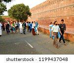 new delhi   march 2017  the... | Shutterstock . vector #1199437048