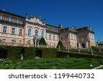 nov  hrady castle in rococo... | Shutterstock . vector #1199440732