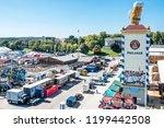 munich  germany   september 12  ...   Shutterstock . vector #1199442508