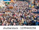 munich  germany   september 27  ...   Shutterstock . vector #1199443258