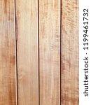 thai wooden wall | Shutterstock . vector #1199461732