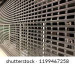lattice profile automatic... | Shutterstock . vector #1199467258