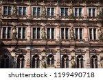 heidelberg  germany   august 25 ...   Shutterstock . vector #1199490718