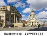 berlin  germany   september 25  ... | Shutterstock . vector #1199556955