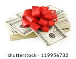 Money Gift  Big Stack Of...