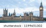 London  Uk   Panoramic View Of...