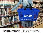 kampen  the netherlands   july... | Shutterstock . vector #1199718892
