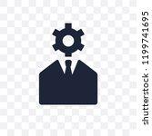 business skills transparent...   Shutterstock .eps vector #1199741695