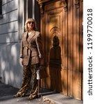 milan  italy   september 22 ... | Shutterstock . vector #1199770018