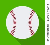 vector design of sport and ball ... | Shutterstock .eps vector #1199774245