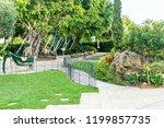 saint petersburg  usa   jun 16  ... | Shutterstock . vector #1199857735