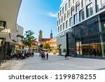 stuttgart  germany   september... | Shutterstock . vector #1199878255