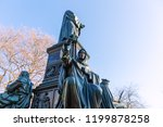 worms  germany   april 04  2018 ... | Shutterstock . vector #1199878258